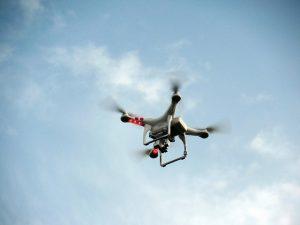 envío de medicamentos con dron