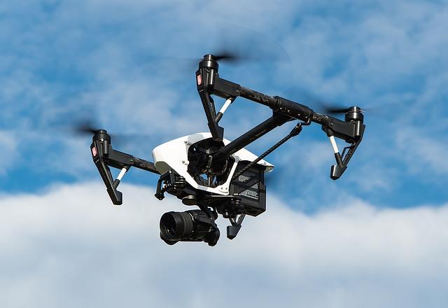 Dron para rastreas obras ilegales por hacienda