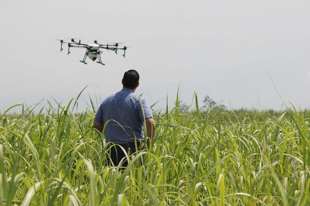 drones para fumigar fitosanitarios